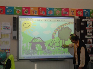 Interactive Technology Changes in our Schools