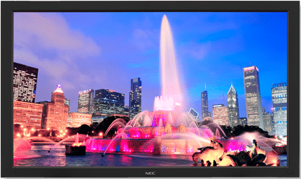 NEC offers new touch integrated display system