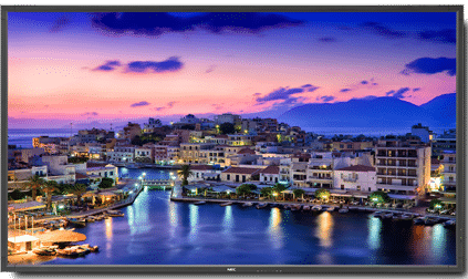 NEC Launches new 80-inch LCD Monitor for InfoComm 2013 show