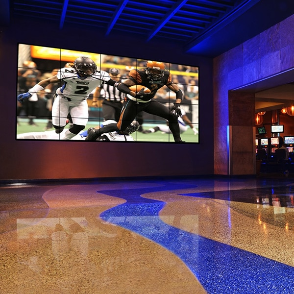 CCS Video Wall for Digital Signage