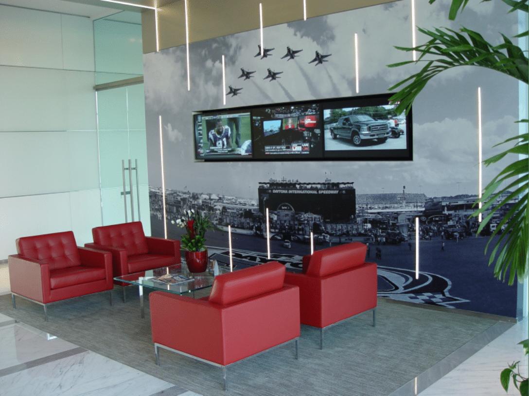 International Speedway Corporation NASCAR