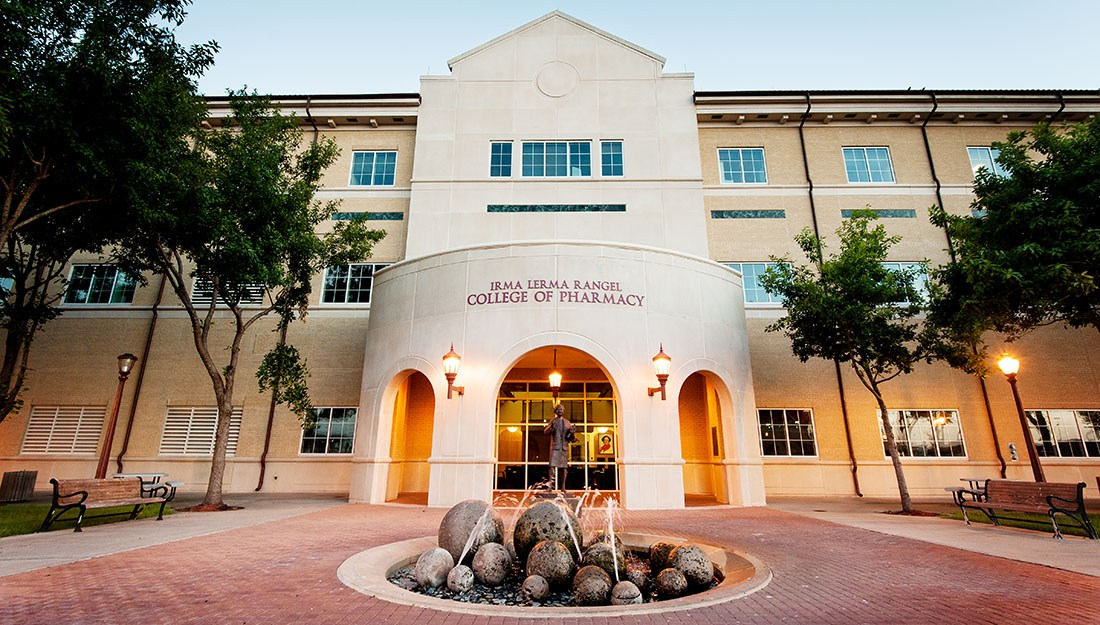 Texas A&M College of Pharmacy