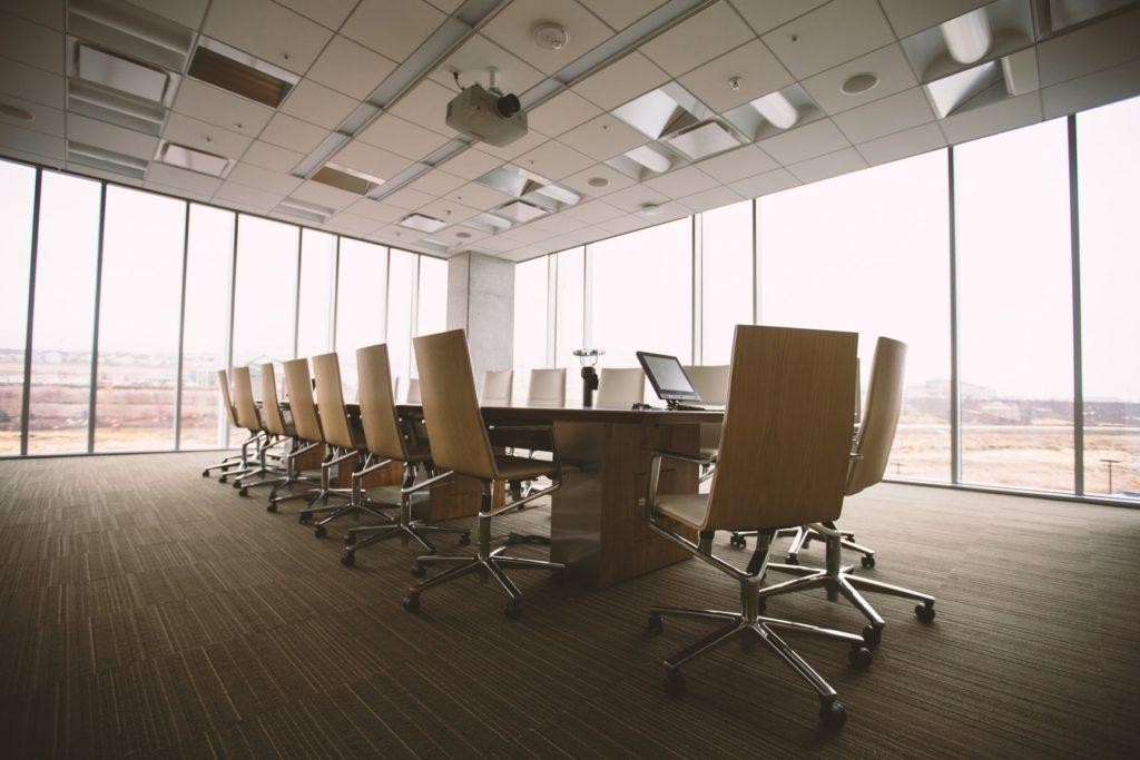 conference room corporate av