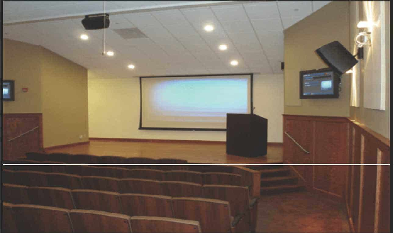 CCS Presentation Systems : camp pendelton
