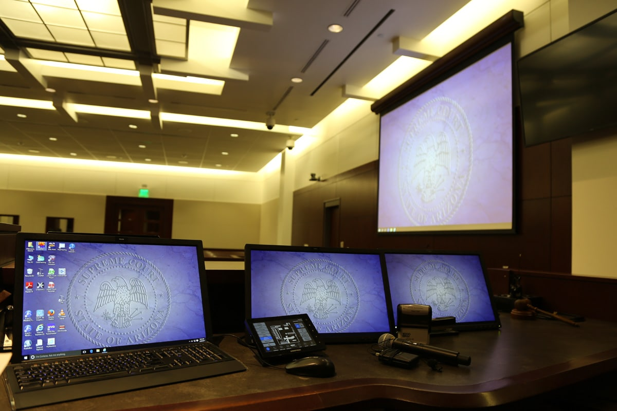 CCS Presentation Systems : ccs courtroom jury assembly 1