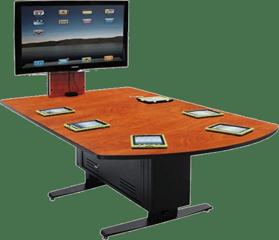 CCS Presentation Systems : lapi table