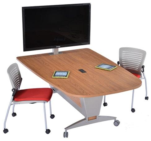 CCS Presentation Systems : lapi table2