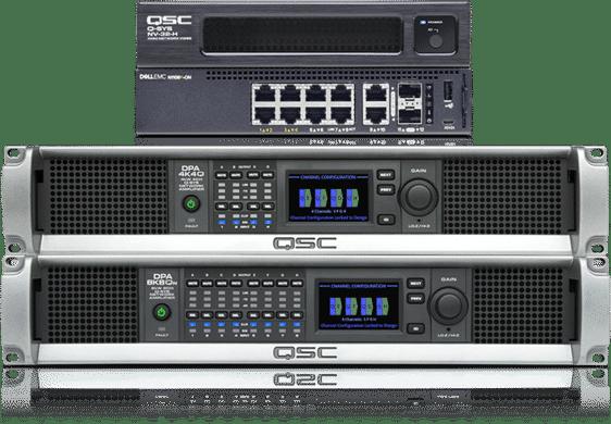 CCS Presentation Systems : radio access