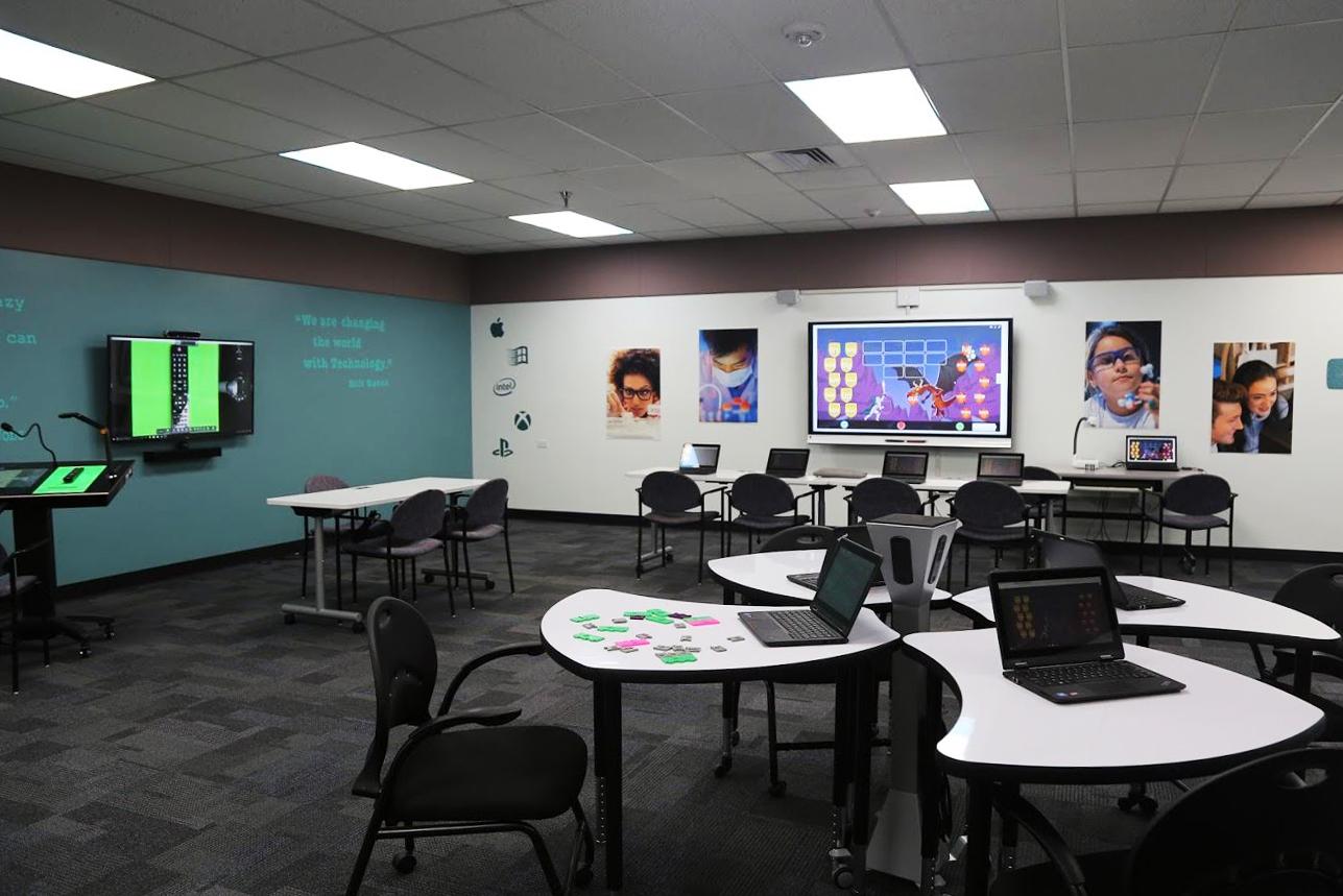 Cheyenne Elementary School STEM Lab