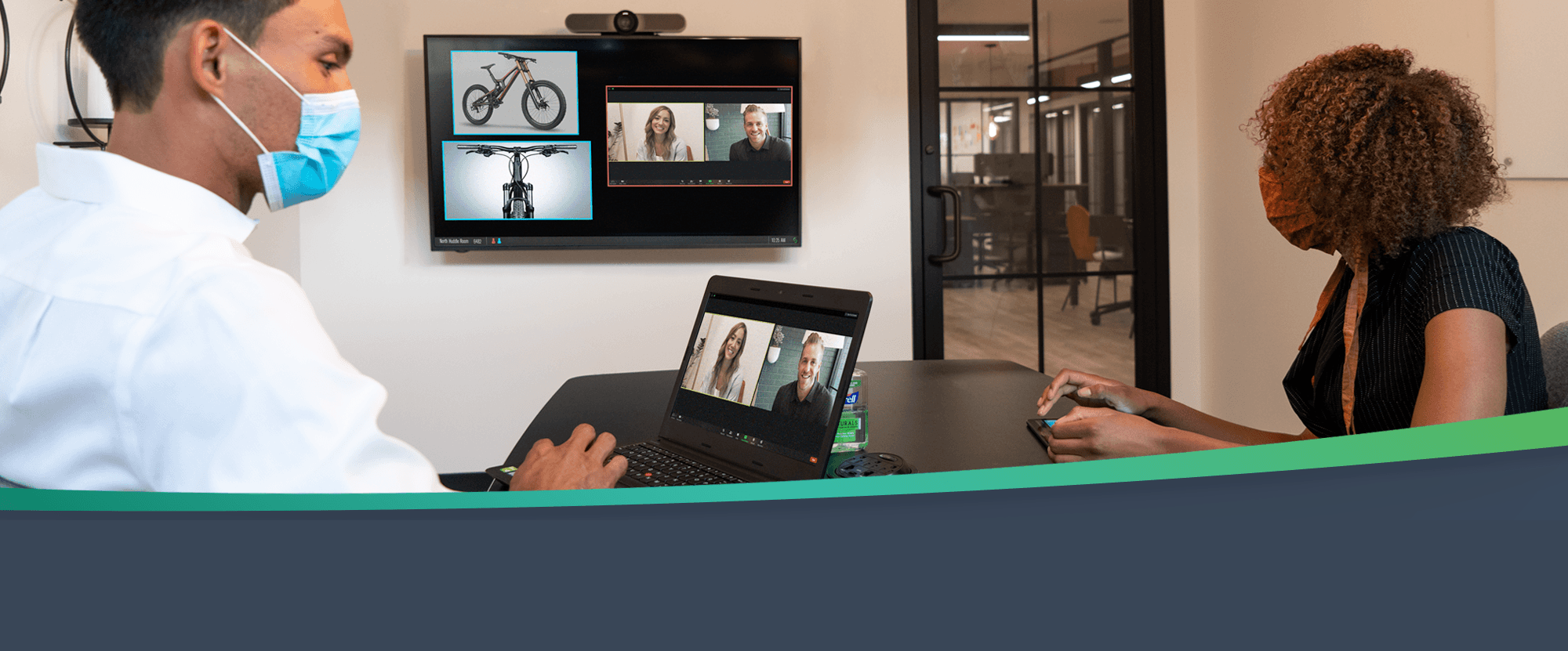 Better Workplace Conferencing with Mersive Cloud Conferencing