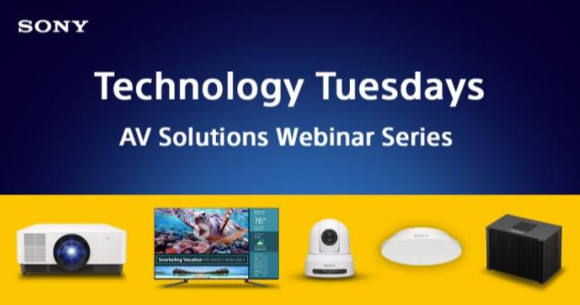 CCS Presentation Systems : Tech Tuesdays Logo