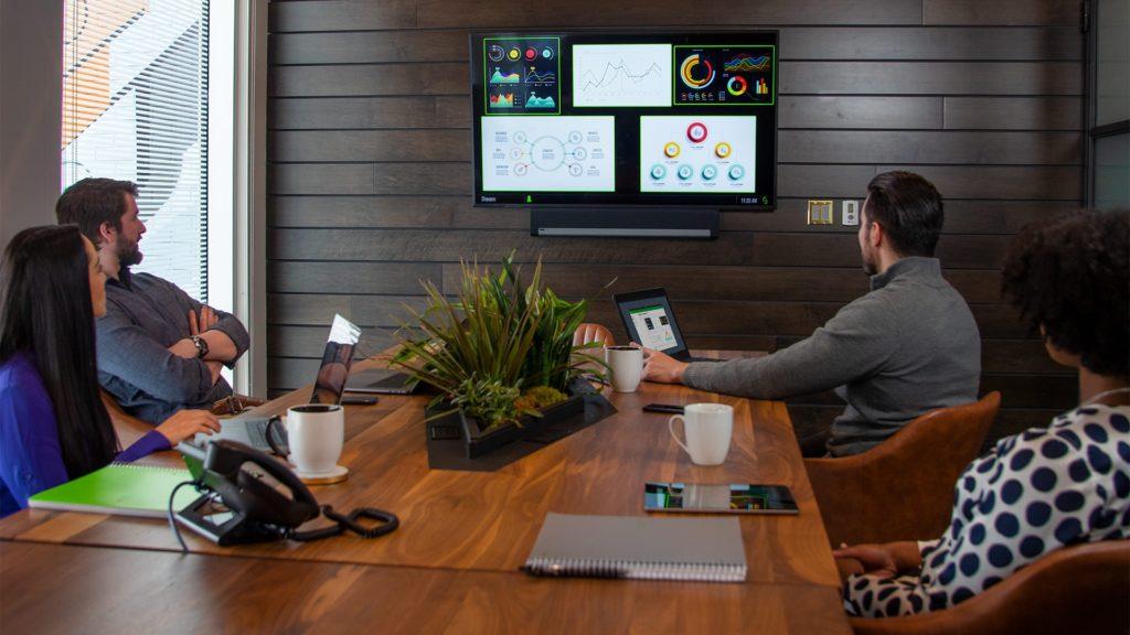 CCS Presentation Systems : Mersive Large Meeting Room 17